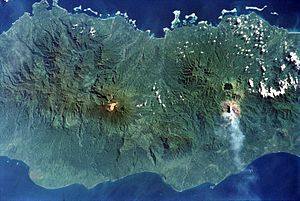 Bougainville Island - Northern part of the island