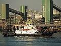 Multratug 5 (tugboat, 2004) IMO 9350161, Calandkanaal pic8.JPG