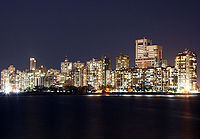 Photo:Mumbai Skyline, Mumbai