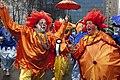 Mummers Parade on New Year's day, Philadelphia, Pennsylvania LOC 11586535533.jpg