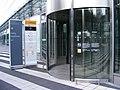 "Munich international airport ""Franz Josef Strauss""- Entrance to Terminal 2.jpg"