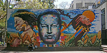 Mural Chavez is God in Caracas.jpg