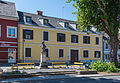 Mureck ehem Bezirksgericht Hauptplatz 14.jpg