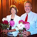 Murkowski and Sullivan with Alaskan flowers.jpg