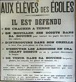Musée école du Monastier-sur-Gazeille Avis aux élèves.jpg
