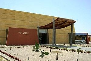 Huaca de la Luna - Museum Huacas of Moche