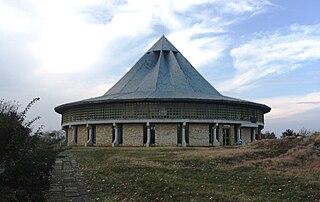Cucuteni Commune in Iași, Romania