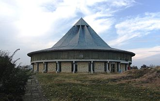 Cucuteni - Archaeological Reserve of Cucuteni is under the direct coordination of the Moldavia's History Museum