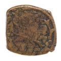 Mynt av koppar - Skoklosters slott - 108169.tif