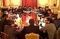 Néstor Kirchner encabeza reunión en Casa Rosada.jpg