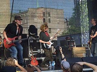 N.R.M. Belarusian rock band