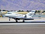 N100AC 1977 Dassault-sud FAN JET FALCON C-N 366 (6461915743).jpg