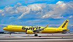 N662NK Spirit Airlines 2015 Airbus A321-231 - cn 6897 (26218604844).jpg