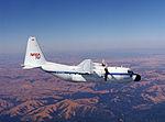 NASA NC-130B N707NA in flight (AC91-0367-24).jpg