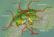 NEAT im europ Eisenbahnnetz