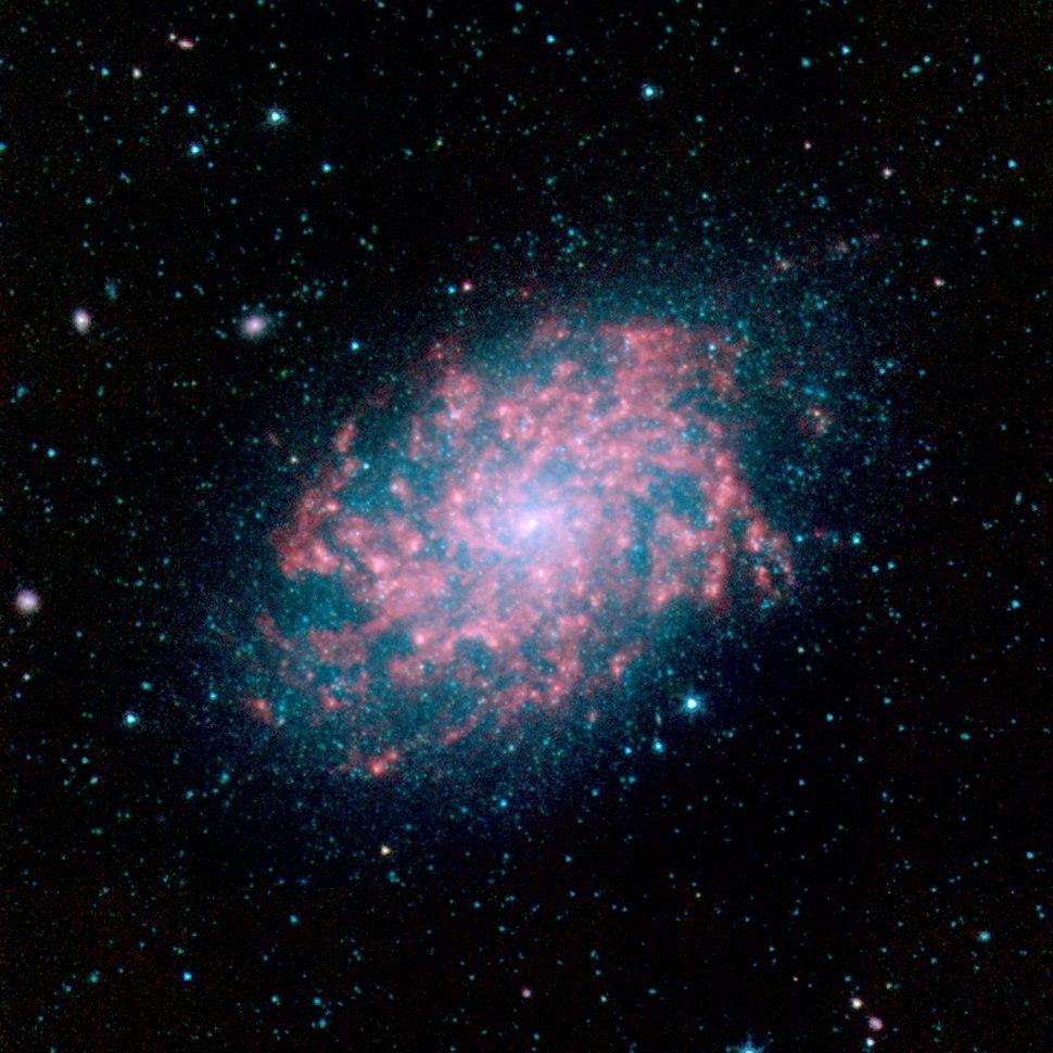 NGC 7793SpitzerFull
