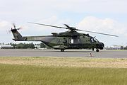 NH-90TTH on the Ground
