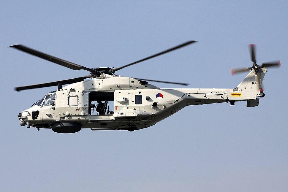 NHI NH-90 NFH, Netherlands - Navy AN1981995