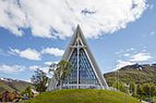 NOR-2016-Tromsø-Arctic Cathedral (Ishavskatedralen) 01 front.jpg