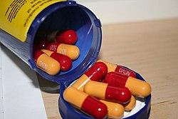 definition of amoxicillin