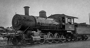 New South Wales Z29 class locomotive - J.483 (Z29) Class Locomotive