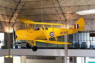 No. 4 Squadron RNZAF - Image: NZ050315 RNZAF Museum 15