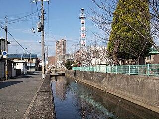 Higashiōsaka Core city in Kansai, Japan