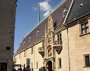 Nancy, France - The Ducal Palace of Nancy