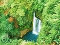 Naousa, Imathia - Stoumbani waterfall.jpg