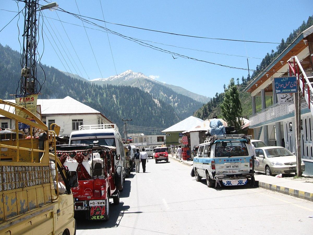 naran town wikipedia
