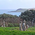 Nare Point, from Mawnan Churchyard (11843999665).jpg