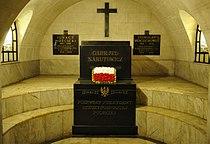 Narutowicz grave.JPG