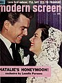 Natalie Wood's Honeymoon, Modern Screen April 1958 - Jack Albin.jpg