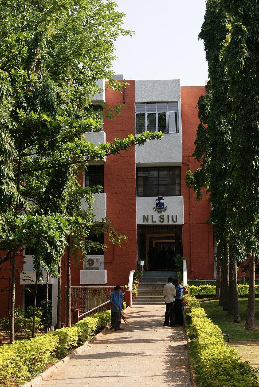 National Law School of India University, Bangalore, India - 20130524-01