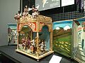 "National Museum of Ethnology, Osaka - Altar ""Gate of Pachamama"" - Cuzco in Perú - Made by Juana Mendivil - Collected in 1998.jpg"
