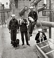 Naval staff on the USS Recruit in Union Square NYC 1917.jpg