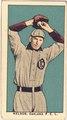 Nelson, Oakland Team, baseball card portrait LCCN2008677047.tif