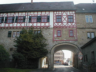 Frederick Augustus, Duke of Württemberg-Neuenstadt - Neuenstadt Castle