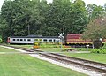 New Haven 162 at the Hobo Railroad, August 2012.JPG