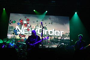 New Order (band) - New Order perform in 2012