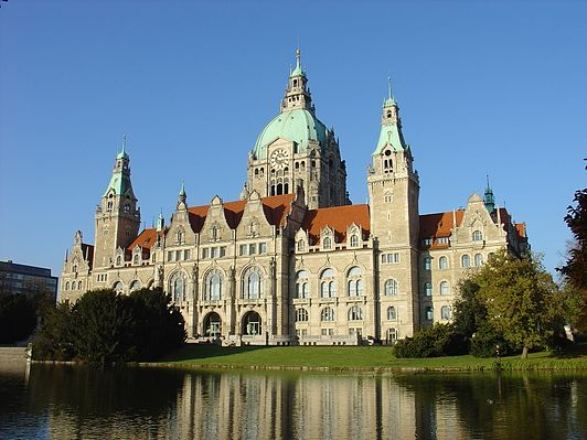 New Town Hall (Hanover)