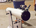 Newtonian telescope Sofia Bulv Vitosha 2012 PD 4.jpg