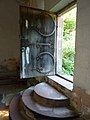 Niedermunster Saint Nicolas chapel door.jpg