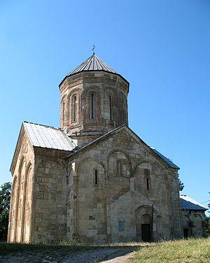 Nikortsminda Cathedral - Image: Nikortsminda