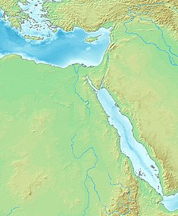 Buhen is located in Northeast Africa