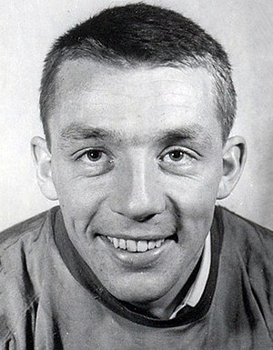 Nils Nilsson (ice hockey) - Nils Nilsson during the early 1960s