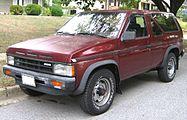 1986u20131989 Nissan Pathfinder 2 Door