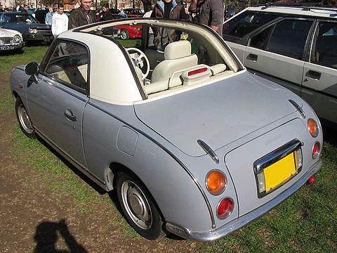 Nissan Figaro open