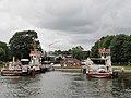 Nobisfähre Nord-Ostsee-Kanal Fähranleger Schacht-Audorf 02.JPG