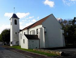 Église Saint-Jacques-le-Mineur-et Saint-Philippe de Noiseau